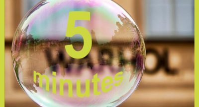 Living in a 'five minute bubble' – the impact of poor executive functioning.