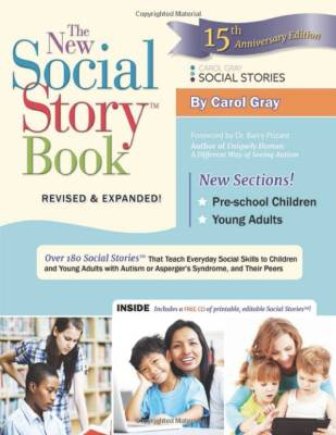 the new social story book - revised and expanded book cover