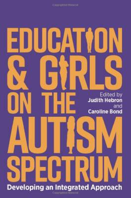 education and girls on the autism spectrum book cover