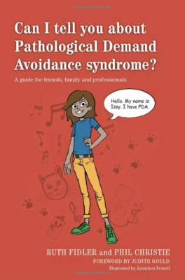 Can I tell you about pathological demand avoidance syndrome book cover